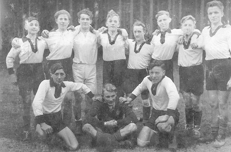 1. Mannschaft - 1935