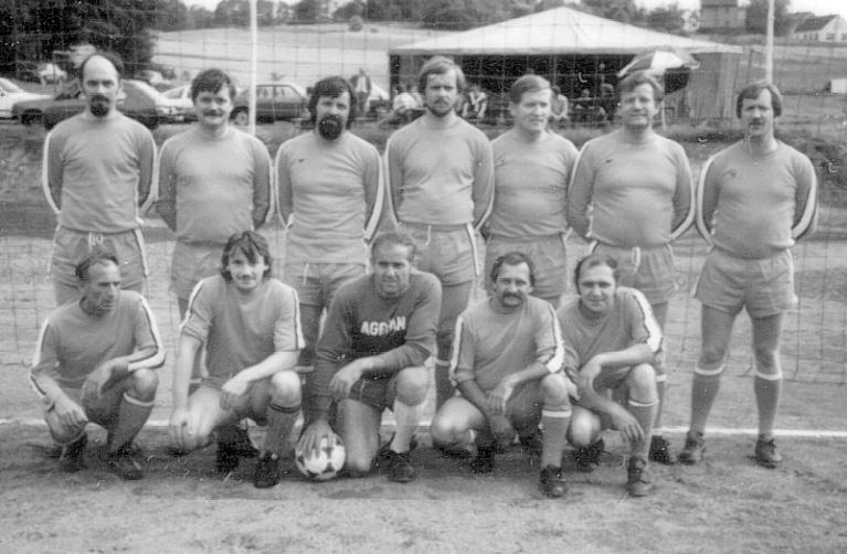 1981 ah-mannschaft