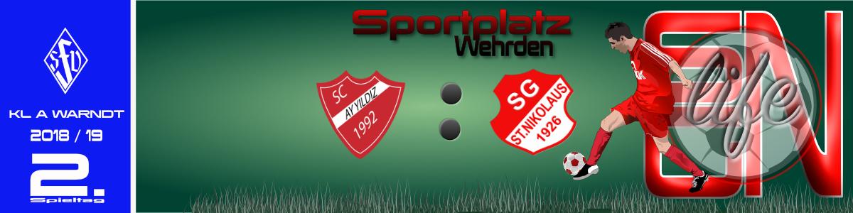 KL A Spieltag 2