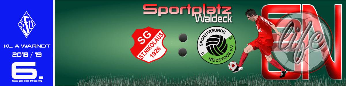 KL A Spieltag 6