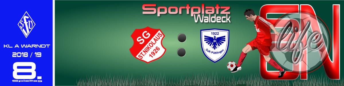 Waldeck-Echo zum 8. Spieltag!